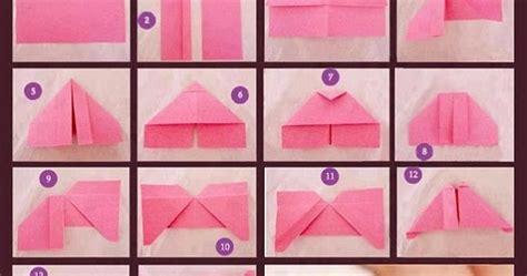 tutorial origami rama rama ayenyek cara buat origami cincin kertas