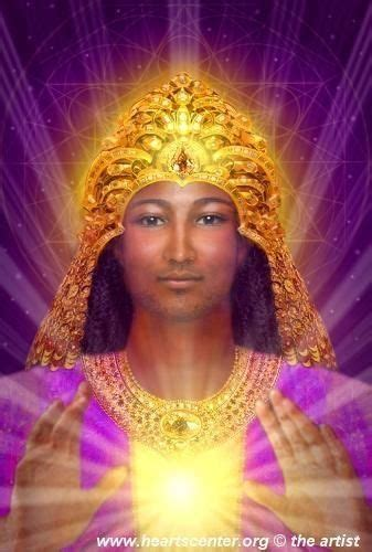 Ascended Master the ascended master afra afra is the patron of africa and