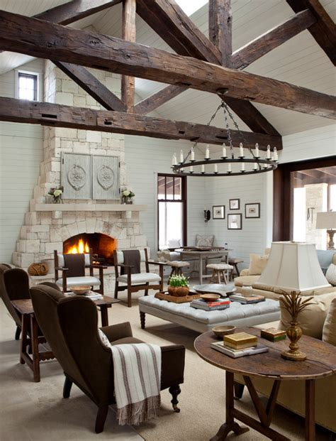 wohnzimmer weihnachtsmarkt ranch charming home tour town country living