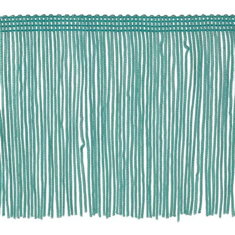 Upholstery Fringe Trim by 4 Quot Chainette Fringe Trim Mint Green Discount Designer