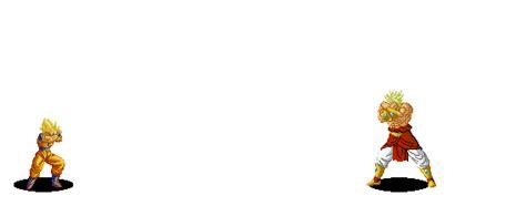 imagenes de goku vs naruto con movimiento imagenes movibles dragon ball taringa