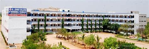 St Augustine Mba College by St Johns College Of Engineering And Technology Yemmiganur