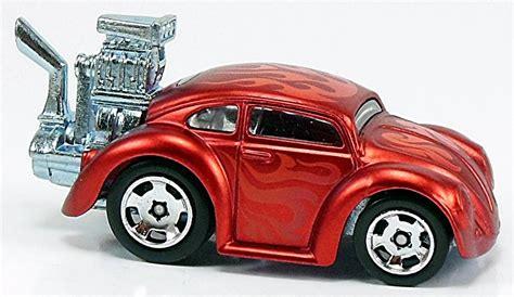 Set Of 2 Hotwheels Volkswagen Beetle Tooned Hw Wheel volkswagen beetle 64mm 2010 wheels newsletter