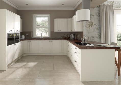 shaker ivory oak billingham kitchens