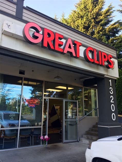 touchdowns haircuts coupons great clips 18 reviews hair salons 13200 old redmond