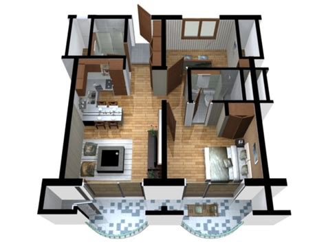 3d model floor plan floor plan doll house 3d model