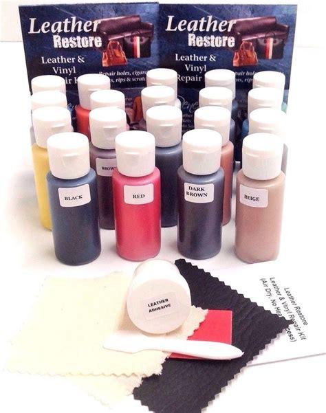 leather sofa tear repair kit leather furniture color repair kit roselawnlutheran