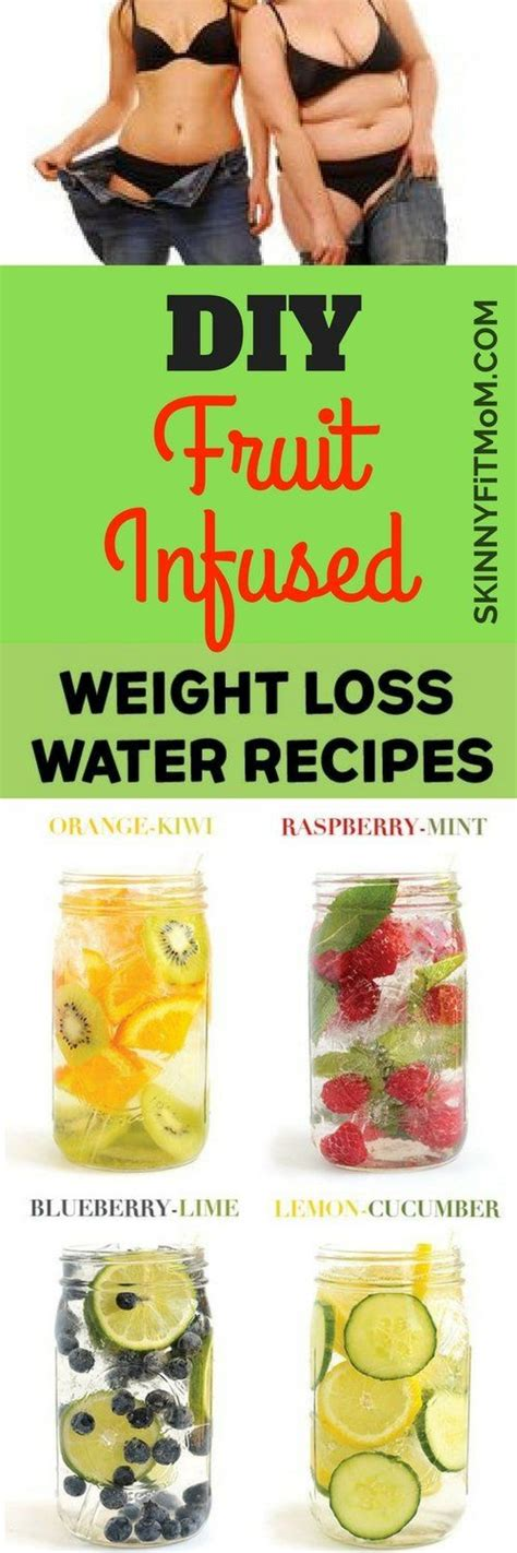 Detox Water Recipes For Weight Loss With Fruit by Best 25 Infused Water Recipes Ideas On