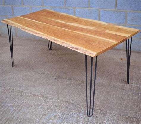 hairpin legs table outstanding hairpin leg dining table to enhance the