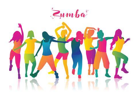 imagenes vectorizadas yoga a party like workout zumba hadlines