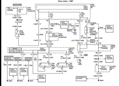 brake light switch wiring diagram autobox me