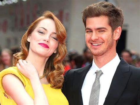 emma stone is dating emma stone andrew garfield on a break after dating for