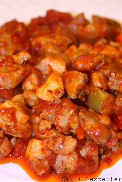 yemek tarifi mantarl tavuk gs sote 17 tavuk sote yapımı