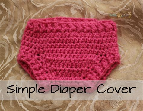 crochet pattern newborn diaper cover simple diaper cover free crochet pattern crochet 25