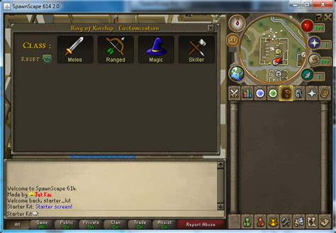 Lem Magic Jet 1 spawnscape 614 pvp source client in downloads page 1 of 1
