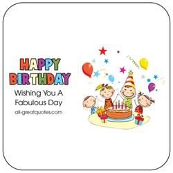 happy birthday animated birthday card for