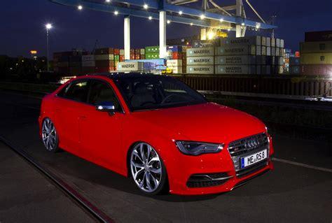 Audi S3 Leistungssteigerung by Sr Performance Makes A Neatly Tuned Audi S3 Sedan
