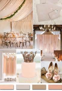 Summer Wedding Colors Blush