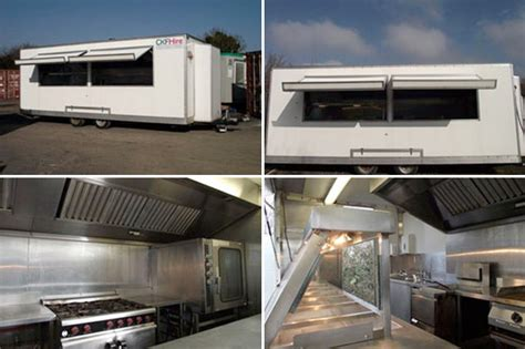 mobile catering units ckf hire container kitchen and fridge hire ltd mobile