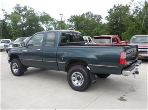 1996 toyota t100 dx v6 start up quick tour rev 252k youtube 1995 toyota t100 dx for sale in cincinnati oh stock 11626