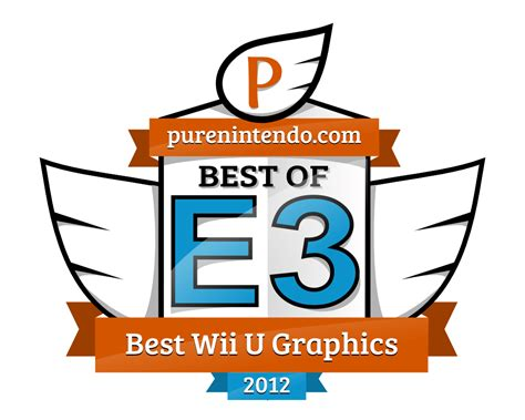 best of wii u nintendo best of e3 2012 awards nintendo