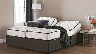 Sleep Number Adjustable Bed Frame Dimensions Mattress Split King Adjustable Bed Frame With Nightstand