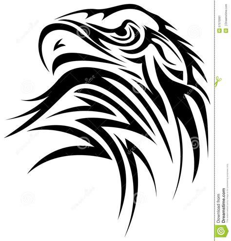 eagle tattoo line art eagle head line drawing