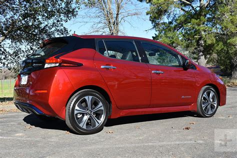2018 Leaf Review by 2018 Nissan Leaf Drive Review Digital Trends