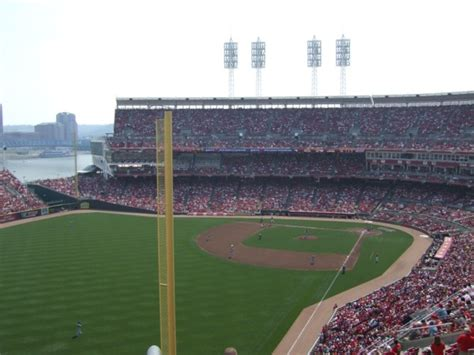 great american ball park cincinnati reds stadium