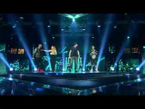 a cena dai tuoi testo the voice it serie 2 live 4 j