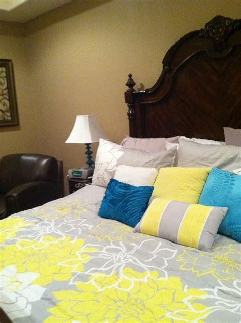 Turquoise Yellow Bedroom by Turquoise And Yellow Bedroom Grey Turquoise With Bedroom