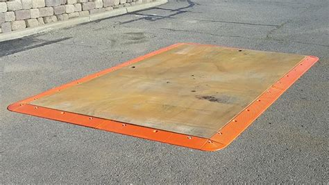 steel plates sale in washington the cold mix alternative to securing steel road plates