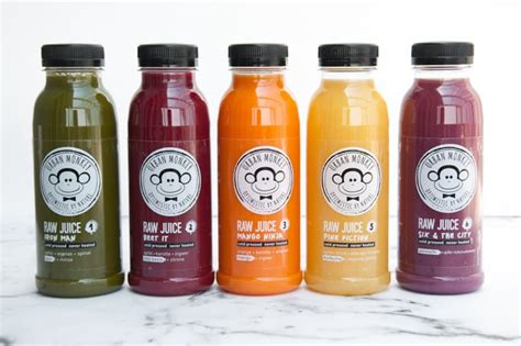 Monkey Detox by Post Vacay Juice Cleanse With Monkey Elephantastic