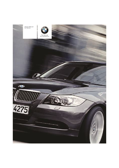 old car owners manuals 2005 bmw 3 series transmission control 2005 bmw 3 series 325i 330i e90 idrive owners manual