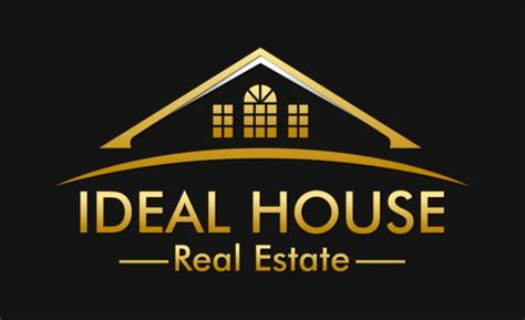 House Design Application Download by Ideal House Logo Vector Vector Logo Free Download