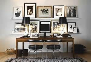 West Elm Round Table Ideas Para Decoraci 243 N De Oficinas Y Despachos Cuadros