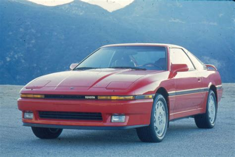 History Of The Toyota Supra Toyota Supra Through The Years Photo Gallery Autoblog