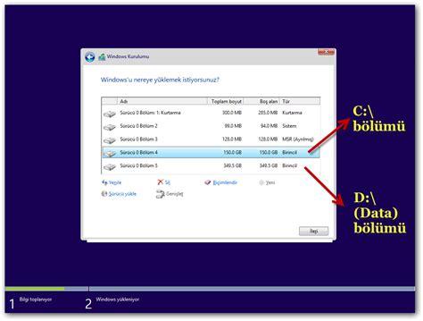 Format Atarken Gpt Hatasi Veriyor | temiz kurulum esnasında karşılaşılabilecek disk