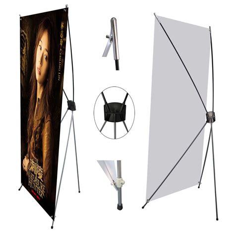 Cetak Banner Frontlite 280gr Outdoor jual stand x banner indoor outdoor cetak standard ukuran 60x160 harga murah jual grosir murah