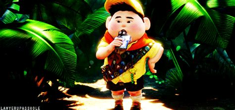 imagenes de russell up eating gif find share on giphy