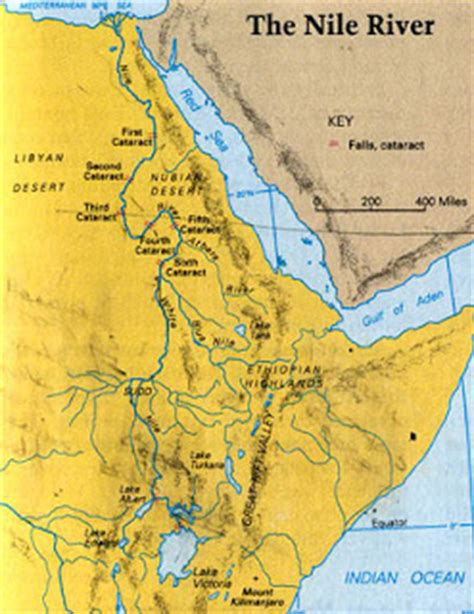 africa map nile river swallows and amazons tours