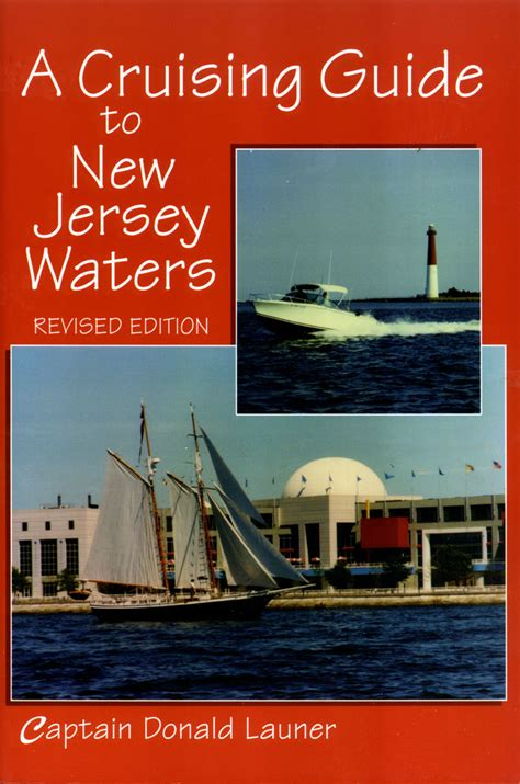 u boat new jersey book a cruising guide to new jersey waters