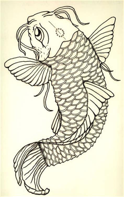 tattoo flash koi fish koi tattoo flash koi fish tattoo