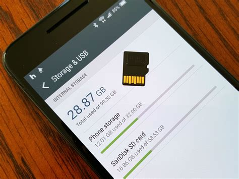 reset android memory everything you need to know about your sd card and
