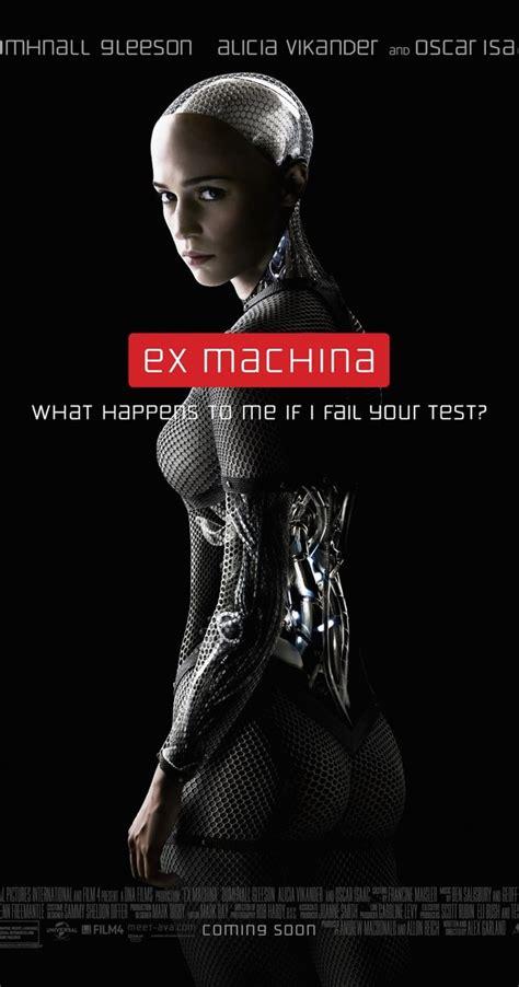 Ex Machina Movie Meaning by Ex Machina 2014 Imdb