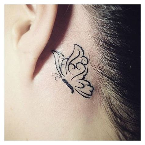 watercolor tattoo behind ear 17 best images about tattoos ear on pinterest