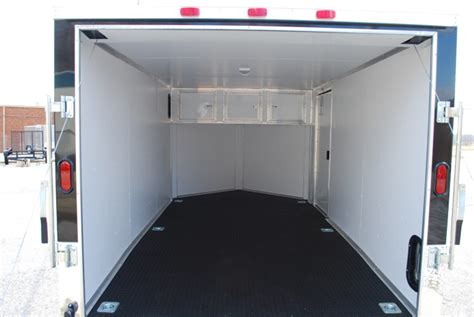 enclosed trailer cabinets accessories storage cabinets storage cabinets enclosed trailers