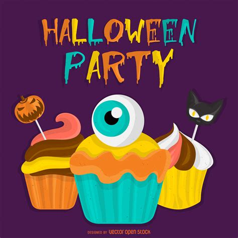 halloween images party halloween party poster vector download