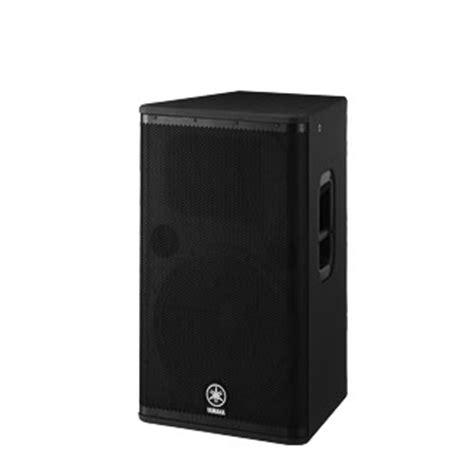 Speaker Yamaha Dsr 115 yamaha dsr 115 aktiv lautsprecher
