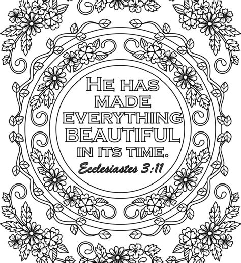sunday school coloring pages with bible verses 15 printable bible verse coloring pages sunday school